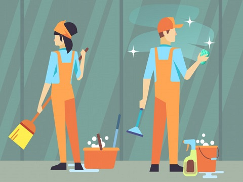 Grounds Maintenance Workers