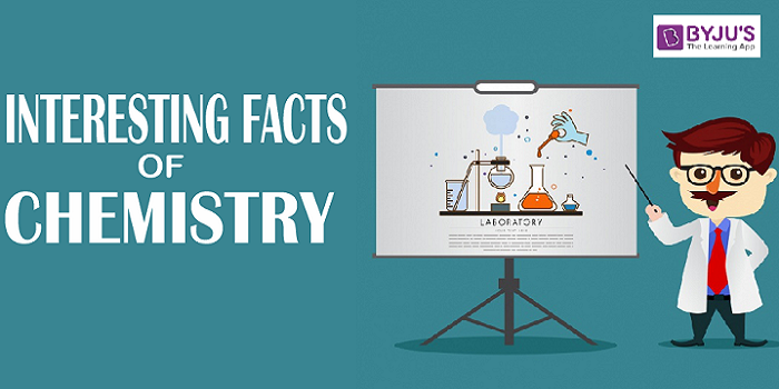 Interesting Facts on Chemistry